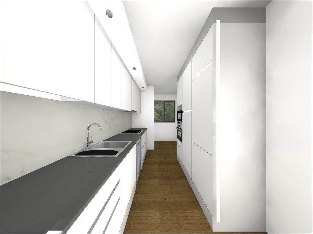 Moscavide - Cozinha SVBestRender